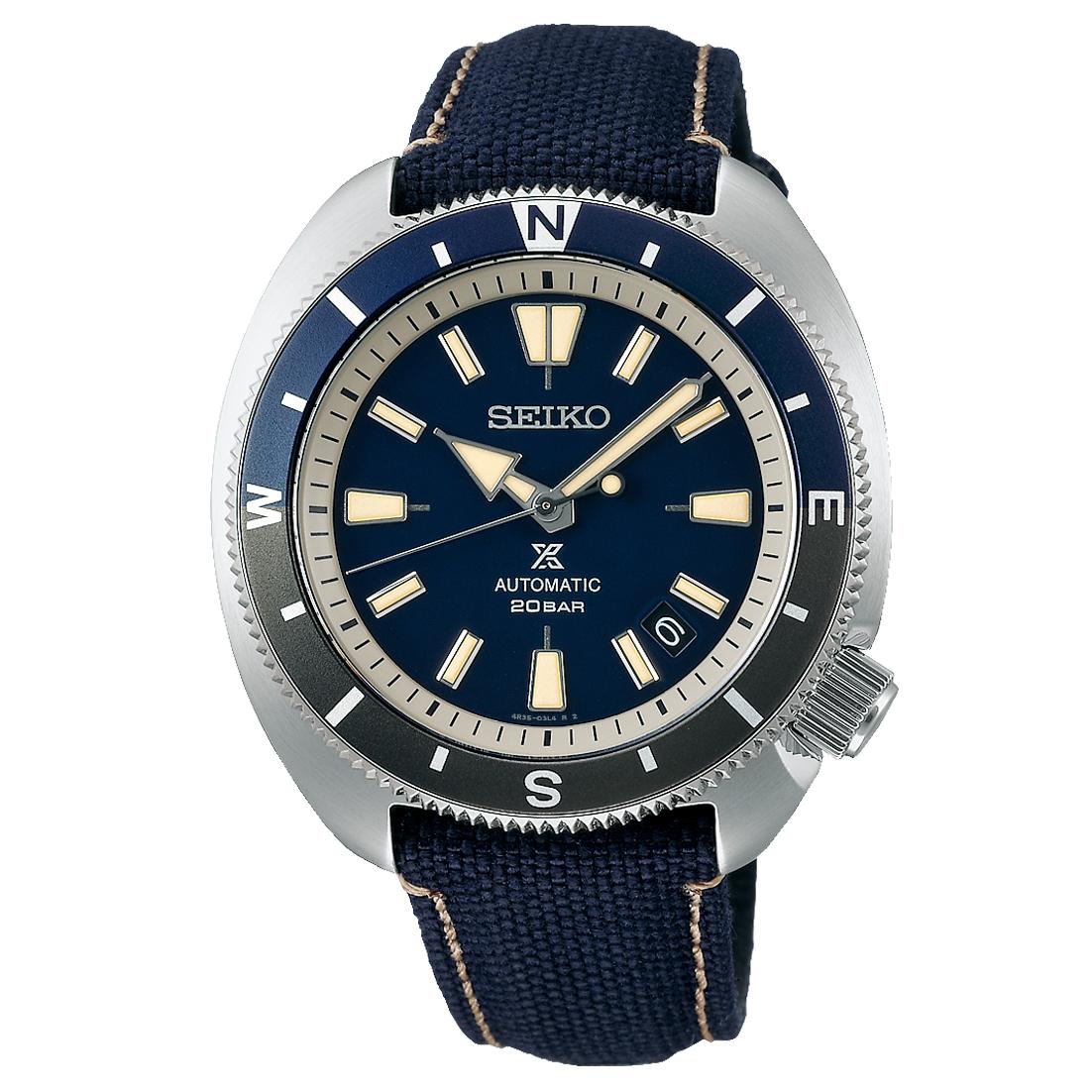 Actualités des montres non russes - Page 24 BLUE-PROSPEX