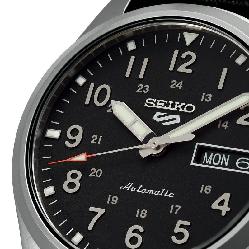 SRPG37K1 Field Collection Dial